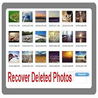 Screenshot of Recover Deleted Pictures Guide