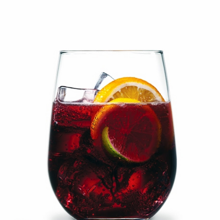 Red Sangria with Truvía® Natural Sweetener Recipe