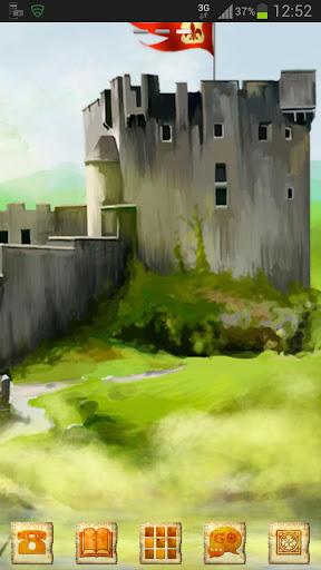 GO桌面要塞城堡