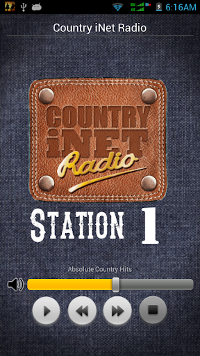 Country iNet Radio
