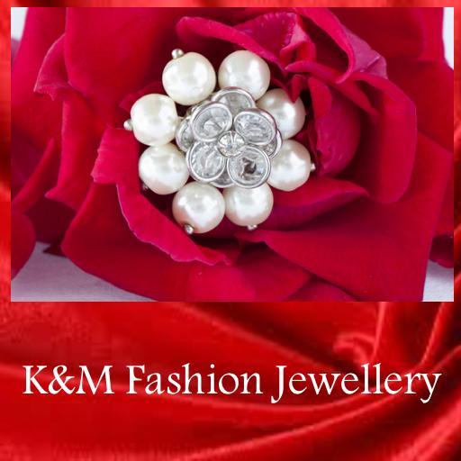 K&M Fashion Jewellery LOGO-APP點子