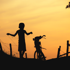 by SUBHAJIT PANJA - Babies & Children Children Candids (  )