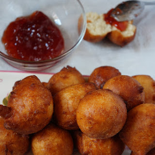 West African Drop Donuts.