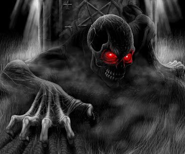 Horror wallpaper apps on google play screenshot image voltagebd Choice Image