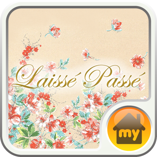 个人化のLAISSE PASSE-Autumn Theme LOGO-記事Game