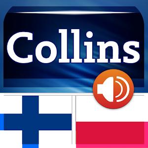 Finnish<>Polish Gem Dictionary Icon