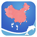 China Travel icon