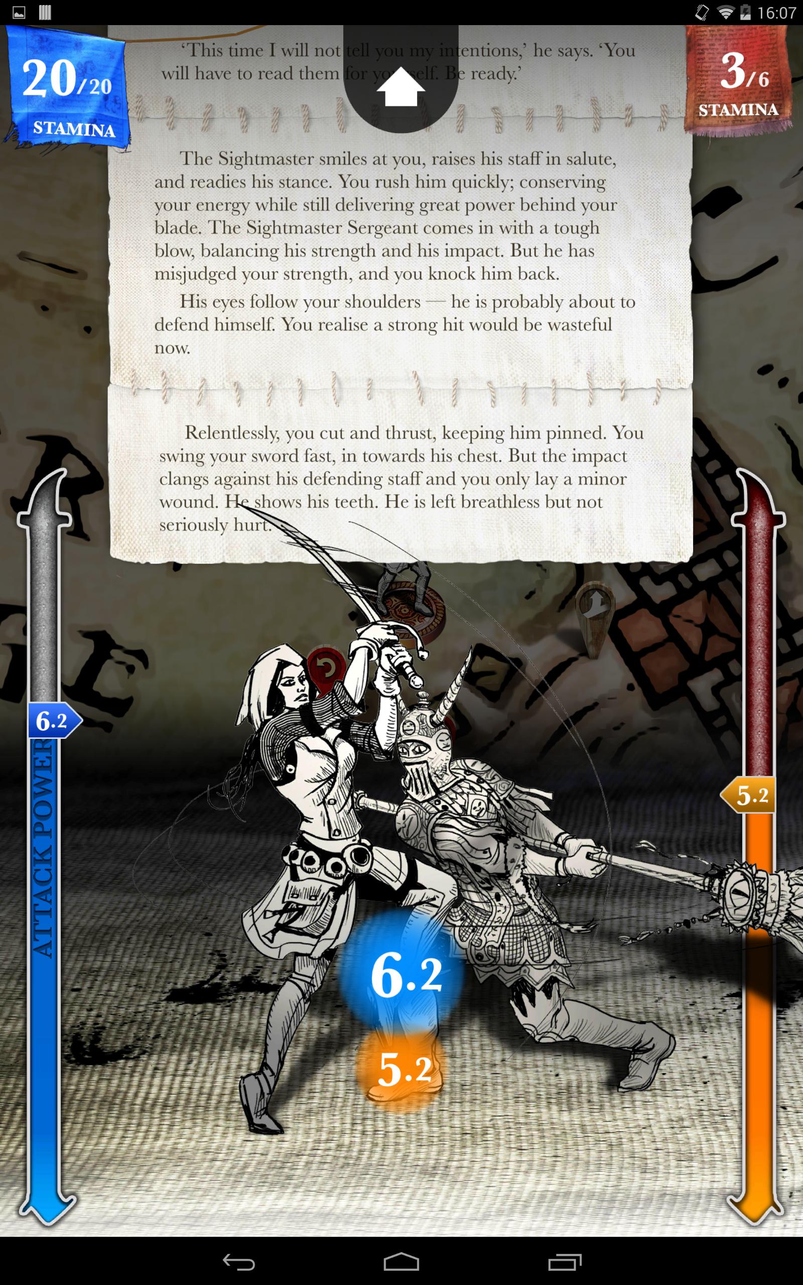 Sorcery! screenshot #5