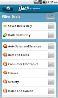 Screenshot of Deals by Citysearch