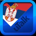 uTalk Serbian icon