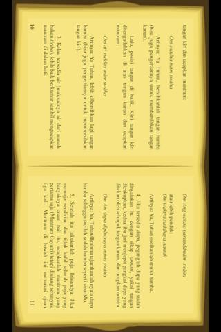 Screenshots #2. Doa Sehari hari Menurut Hindu / Android