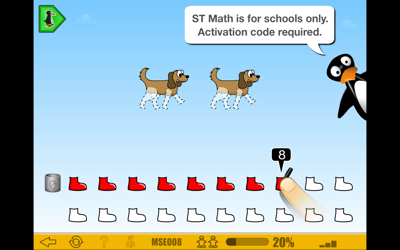 ST (JiJi) Math: School Version - screenshot