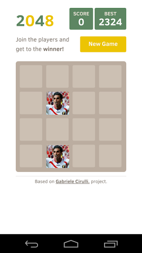 2048 World Cup