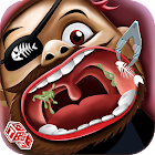 Crazy Throat Doctor-Kids Game icon