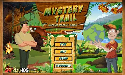 Mystery Trail - Hidden Objects