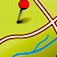 What's Nearby Local Search logo