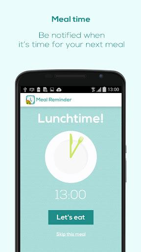 Meal Reminder - Weight Loss 1.8.8 screenshots 2