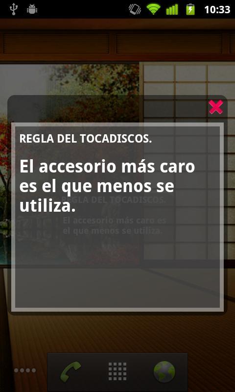 Ley de Murphy (donacion) - screenshot