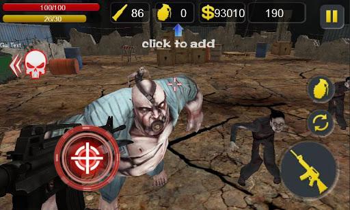 descargar apk Zombie sniper3D v1.2 Android
