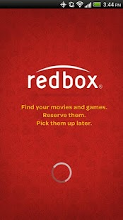 Redbox Screenshot 1