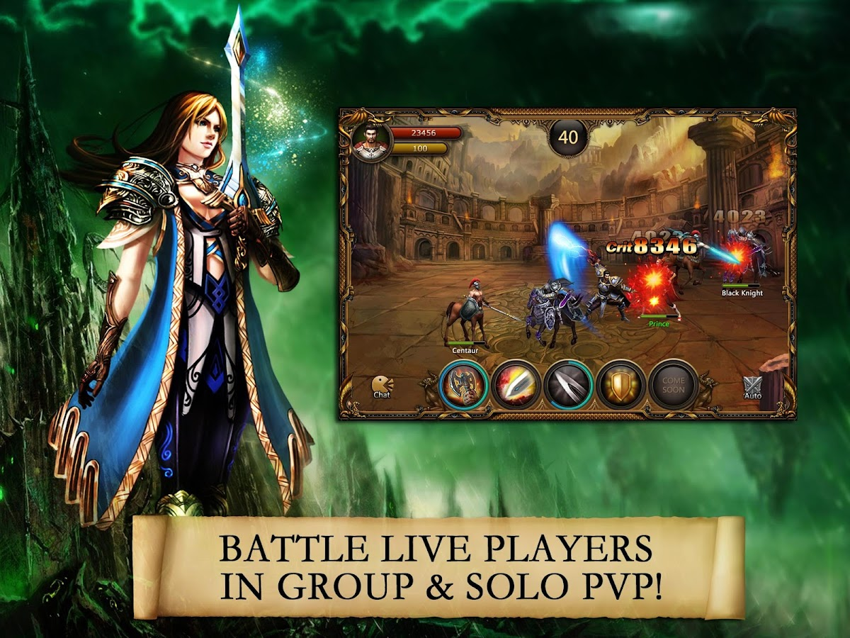 Legend Online: New Era - screenshot