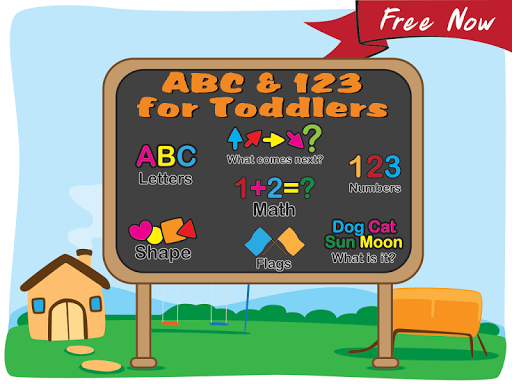 ABC and 123 for Toddlers Game