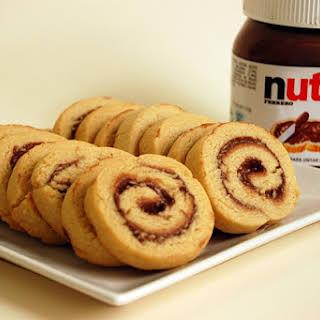 Nutella Swirls.