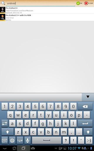 ePub Reader for Android  screenshots 9