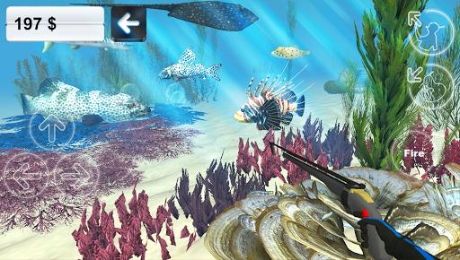狩獵長矛。潛水。
