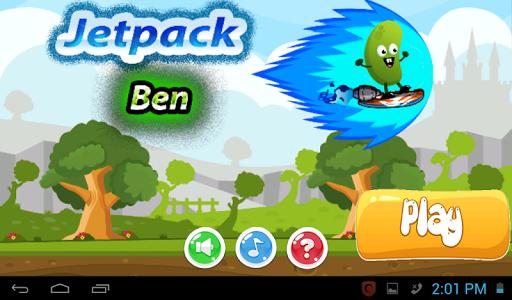 Jetpack Ben