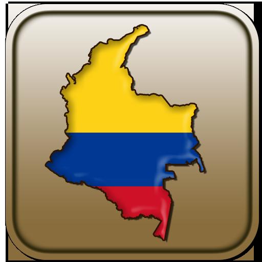 哥伦比亚地图 旅遊 App LOGO-硬是要APP