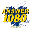 1080 The Answer WHIM-AM logo