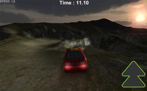 Speed Stage: 3D Rally RED