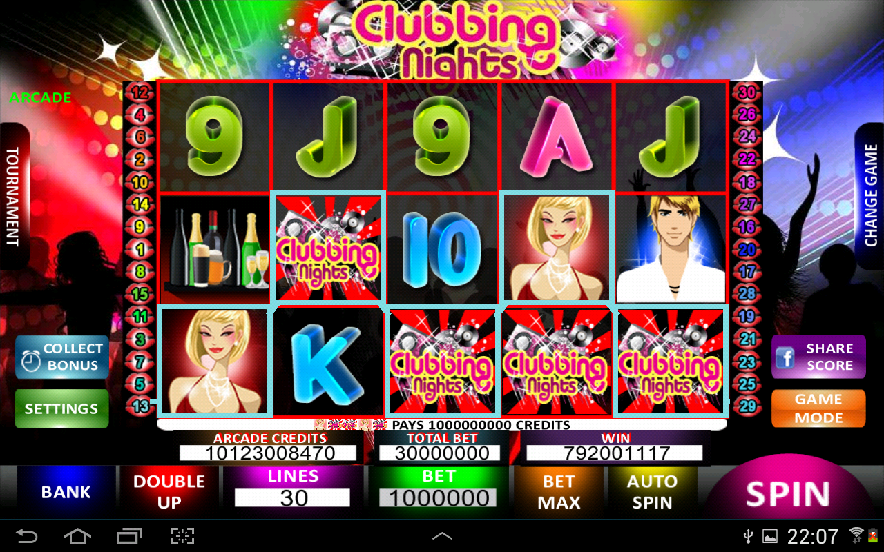 slot machine on google play