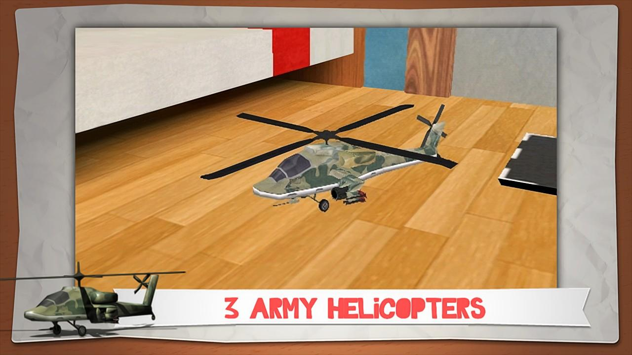 Helidroid Battle PRO : Copter- screenshot