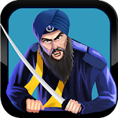 Sikh Warrior - Saint Soldier