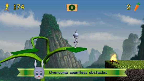 Impossible Rabbit Run- screenshot thumbnail