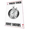 Poker Timer Funny Sounds icon