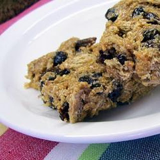 Wholewheat Breakfast Bars