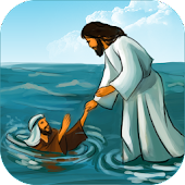 Kid's Bible: Miracles Of Jesus