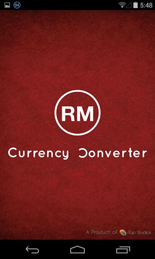貨幣轉換器 - 林吉特