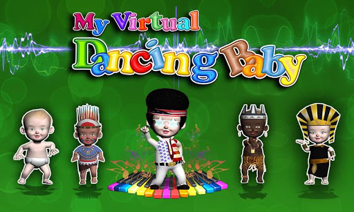 My Virtual Dancing Baby