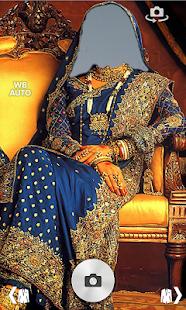 nationality dress photomontage screenshot