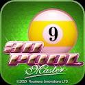 3D Pool Master Pro logo