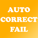 Autocorrect Fail icon
