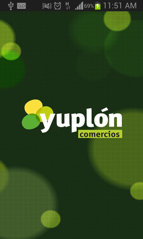 Yuplón Comercios- screenshot