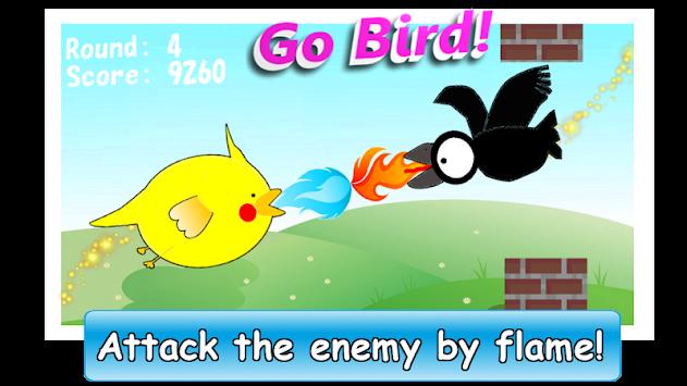 Go Flappy Cockatoo! apk screenshot