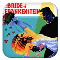 Bride of Frankenstein LWP QHD icon