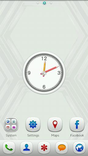 Simpleness Clock Widget