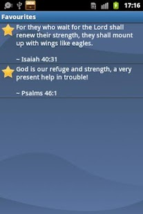 Inspiring Bible Verses - screenshot thumbnail